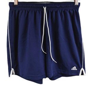 Adidas Men's Drawstring Athletic Shorts Sz Medium